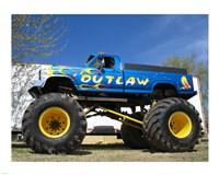 P.C. Outlaw Monster Truck - various sizes - $12.99