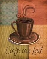 Quattro Coffee II-mini Framed Print