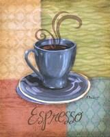 Quattro Coffee III-mini Framed Print