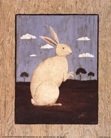 The Hare Fine Art Print