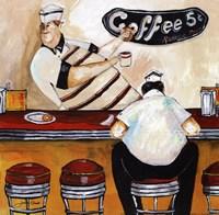"Order Up! by Jennifer Garant - 12"" x 12"""