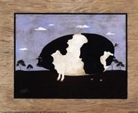 "The Pig by T.C. Chiu - 10"" x 8"""