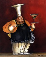 Martini For You - mini Fine Art Print