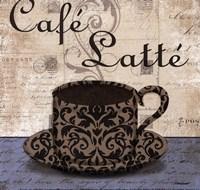 "6"" x 6"" Latte Art"