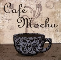 "Cafe Mocha by Todd Williams - 12"" x 12"""