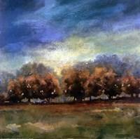 "CLEARING SKY I by Carol Robinson - 20"" x 20"""