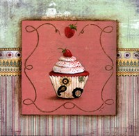 "12"" x 12"" Cupcake Pictures"