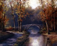 Stone Bridge II Fine Art Print