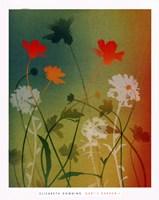 kari's garden I Fine Art Print