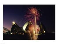 Sydney Opera House Sydney Australia Fine Art Print