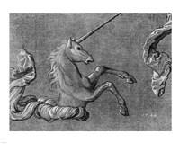 Baldung Unicorn Study - various sizes