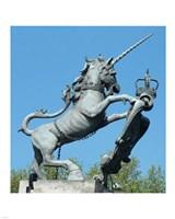 Hampton Court Unicorn - various sizes - $12.99
