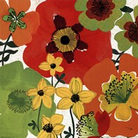 Garden Brights II Fine Art Print