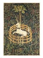The Unicorn in Captivity Fine Art Print
