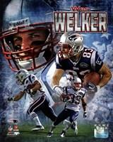 """8"""" x 10"""" Wes Welker"""
