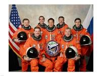 Atlantis STS-106 Crew - various sizes