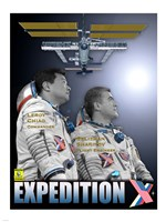 Expedition 10 Crew Poster - various sizes