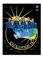 Expedition 19 Crew Poster - various sizes