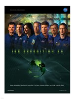 Expedition 20 Crew Poster - various sizes