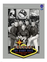 Expedition 22 The Rat Pack Crew Poster - various sizes
