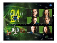 Expedition 24 Matrix Crew Poster - various sizes