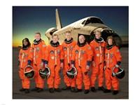 STS 121 Crew Portrait - various sizes
