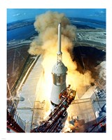 Apollo 11 Launch Fine Art Print