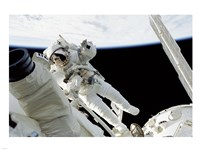 Astronauts in Space - various sizes, FulcrumGallery.com brand