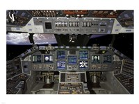 Atlantis Interior Control Panel - various sizes, FulcrumGallery.com brand