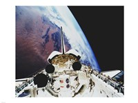 Atlantis STS-45 Payload - various sizes, FulcrumGallery.com brand