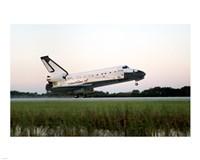 Atlantis STS-73 Landing - various sizes