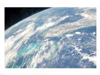 Florida from space taken by Atlantis - various sizes