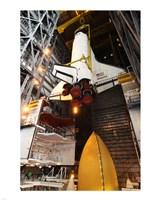 STS-129 Orbiter Atlantis Sling