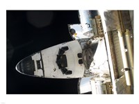 STS132 Atlantis in Orbit