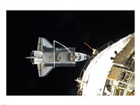 STS132 Atlantis Undocking
