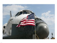 STS-135 Atlantis on the Shuttle Landing Facility's Runway 15 - various sizes