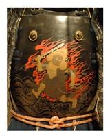 Hotoke dou samurai armor - various sizes