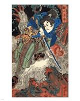 Kuniyoshi Utagawa Suikoden Series