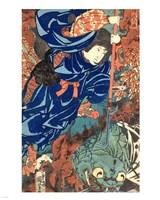 Kuniyoshi Utagawa, Suikoden Series Fine Art Print