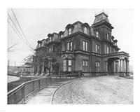 Government House circa 1908 Fine Art Print
