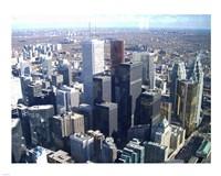 Skyline Toronto Fine Art Print