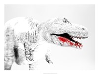 Tyrannosaurus Rex after a meal - various sizes, FulcrumGallery.com brand