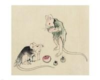 Mice in Council Fine Art Print