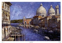 "Grand Canal by Marko Mavrovich - 38"" x 26"""
