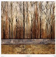 "Telluride I by Michael King - 20"" x 21"""
