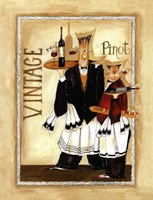 Wine & Roses III Fine Art Print