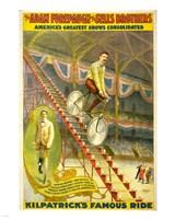Kilpatrick's Famous Ride Fine Art Print