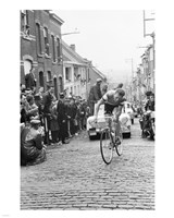 Jaap Kersten in Geraardsbergen Tour de france 1961 - various sizes, FulcrumGallery.com brand