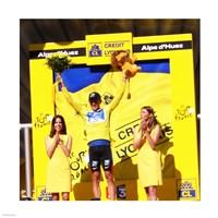 Lance Armstrong - Tour de France 2003 Fine Art Print