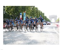 Liberty Seguros, Campos Eliseos, Tour de Francia 2005, 2005 - various sizes - $25.49